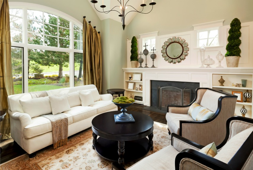 Decorating Tips for Igniting your Living room