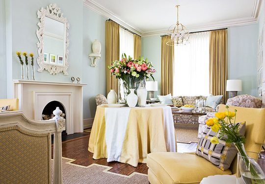 Refreshing Ways to Rejuvenate Your Living Room