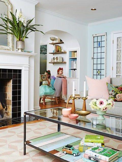 18 Awe-Inspiring Designing Hacks For Your Living Room
